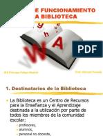 Normas-generales de La Biblioteca
