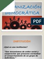 Organización Democrática