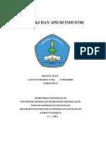 Tugas k3 Dan Apd Ulwi Print