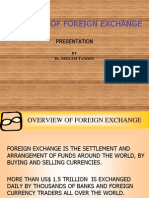 Overview of Foreign Exchange (5)