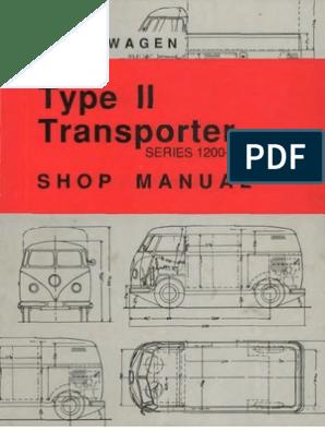 Aircooled VW type2_1200_1600_shop_manual pdf   Piston