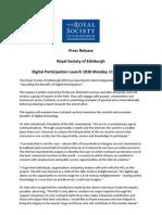 Digital Participation