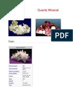 Quartz Mineral.doc