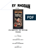 P-321 - Incidente No Setor Tiger - H. G. Ewers
