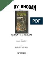 P-326 - Gucky e o Golem - Clark Darlton