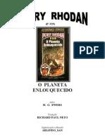 P-329 - O Planeta Enlouquecido - H. G. Ewers
