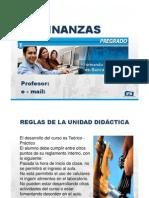 FINANZAS DIAPOSITIVAS 2011-2