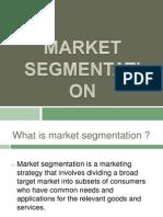 Group4 - BF2 - Segementation Market