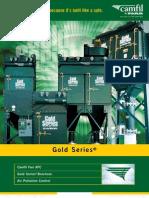 Gold Series gas treatmet