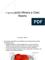 07-Planificacion Minera a Cielo Abierto