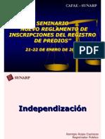 independizacion
