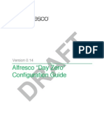 Alfresco Zero Day Config v0_14