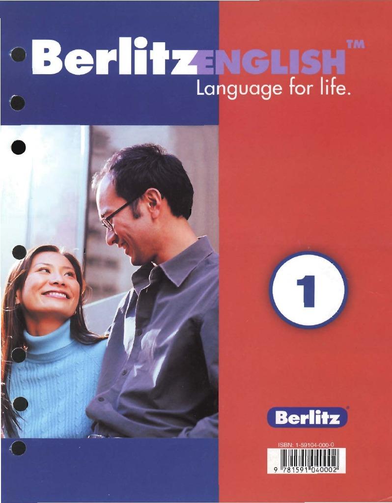 Berlitz Level 3 Book