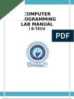 CP Lab Manual