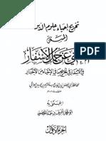 تخريج احياء علوم الدين المسمى المغني عن حمل الاسفار