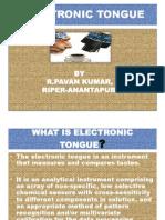 56113777 Electronic Tongue