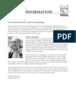 F. David Peat Author Information