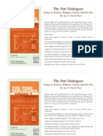 """The Pari Dialogues"" Book Flyer"