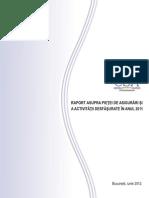 Raport CSA 2011