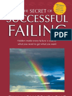Secret of Successful Failing