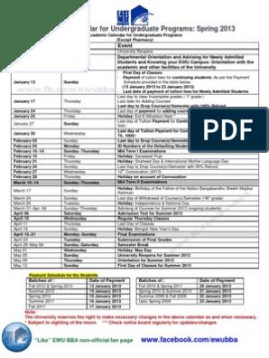 Rice Academic Calendar Spring 2022.Ewu Academic Calendar 2021 22 Academic Calendar
