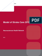 Stroke Model of Care