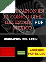 Usucapion Exp.
