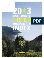 2013 California Green Innovation Index