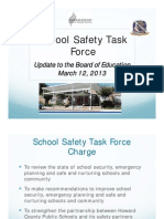Howard School Safety Task Force