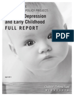 Maternal Depression Report