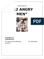 A Case Study on 12 Angry Men