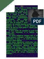 Carlos Ribeiro nº6 8e