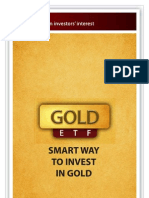 Smart Way to Invest in Gold