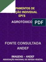 apresentação agrotoxico Dalila