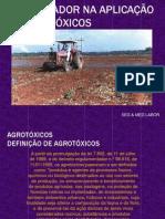 APRESENTAÇÃO AGROTOXICO