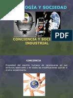 Conciencia y Sociedad Industrial