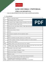 TABELA CDU - CLASSIFICA ç âO DECIMAL UNIVERSAL.pdf