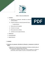 RESDAL - Informe de Actividades 2012 - Esp