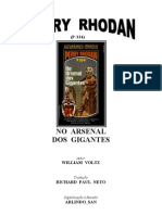 P-334 - No Arsenal Dos Gigantes - William Voltz