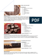 Torta Cioccolatino - Brownies - Salame