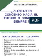 LA PROBLEMATICA DE LOS CERROS.ppt