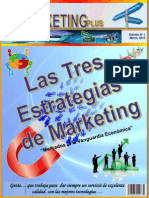 Revista Las Tres Estrategias de Marketing...