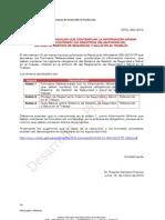 Formatos de Registros de Sistemas de Gestión de Seguridad y Salud Trabajo - R.M. 050-2013-TR