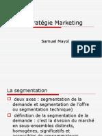 La Strategie Marketing