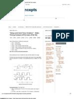 _Setup and Hold Time Violation_ _ Static Timing Analysis (STA) Basic (Part 3b) _VLSI Concepts