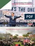 Richard Nixon Centennial Celebration