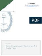 Comfer 2001. Pautas Cumbia Villera
