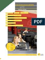 Guide Etudiant Utc 2012-2013 Web