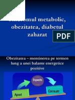 Obezitate + diabet
