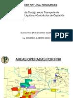Jornadas H Liq y Gasoductos
